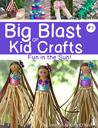 Big Blast Of Kid Crafts #1 by Jennifer O'Neil