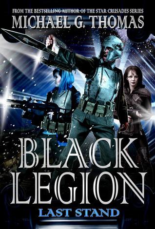 Last Stand (Black Legion, #4)
