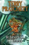 Raising Steam (Discworld, #40, Moist von Lipwig #3) cover