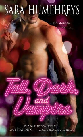 Tall, Dark, and Vampire (Dead in the City, #1)
