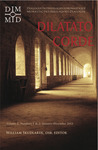 Dilatato Corde, Volume 2: Numbers 1 & 2: January-December 2012: Dialogue Interreligieux Monastique/Monastic Interreligious Dialogue