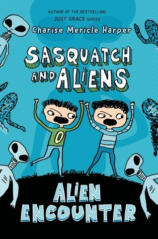 Alien Encounter: Sasquatch and Aliens