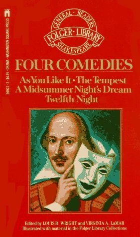 Four Comedies: As You Like It / The Tempest / A Midsummer Night's Dream / Twelfth Night