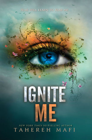 Image result for ignite me by tahereh mafi