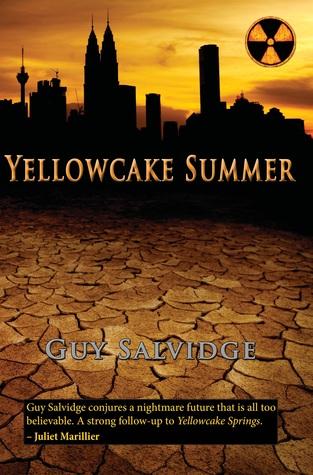 Yellowcake Summer (Yellowcake #2)