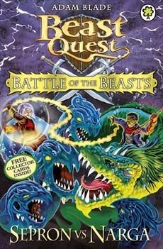 Sepron vs Narga (Beast Quest: Battle of the Beasts, #3)