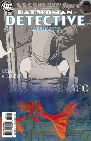 Detective Comics Batwoman #858