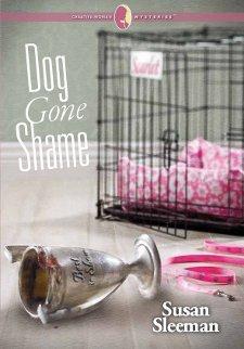 Dog Gone Shame (Creative Woman Mysteries, #4)
