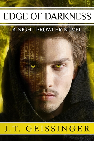 [Req] Edge of Darkness (Night Prowler #4) - J.T. Geissinger