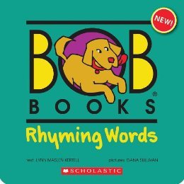 Rhyming Words (Bob Books, Word Family Stories)