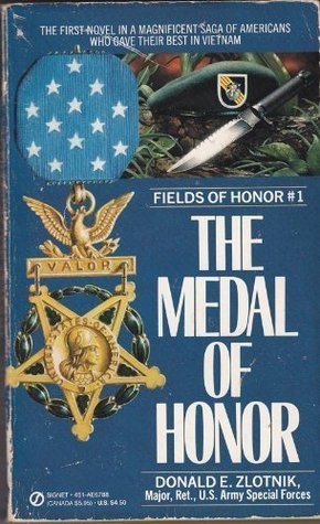 Medal of Honor (Fields of Honor, #1)