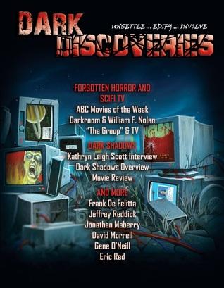 Dark Discoveries - Issue #24