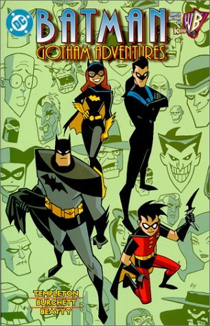 Batman by Ty Templeton