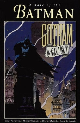 Batman: Gotham by Gaslight (Victorian Batman,#1-2)