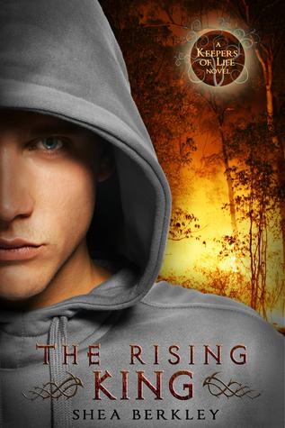 The Rising King by Shea Berkley