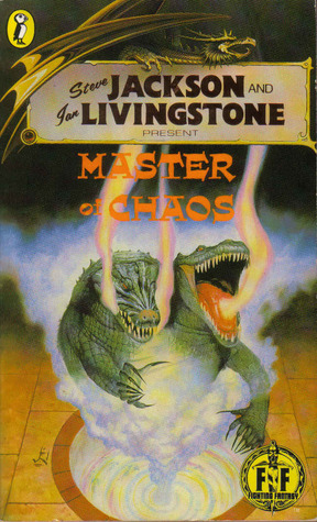 Master of Chaos (Fighting Fantasy #41)