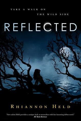 Reflected (Silver #3)