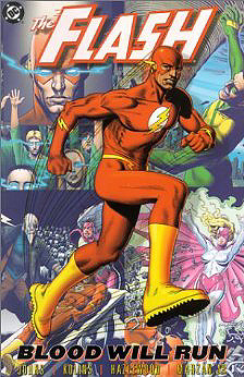 The Flash, Vol. 2: Blood Will Run