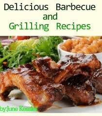 Delicious Barbecue and Grilling por June Kessler - EPUB MOBI