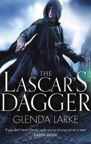 The Lascar's Dagger (The Forsaken Lands, #1)