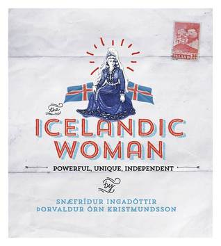 Icelandic woman - powerful, unique, independent