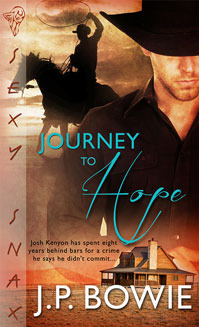 Journey to Hope (Ride 'Em, #4)
