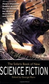 The Solaris Book of New Science Fiction by George Mann