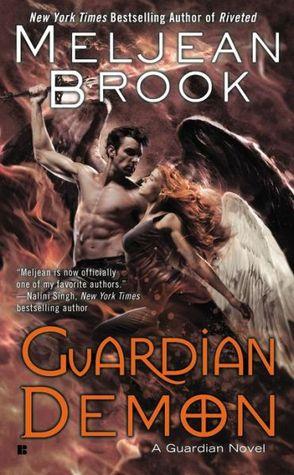 Guardian Demon (The Guardians #8)