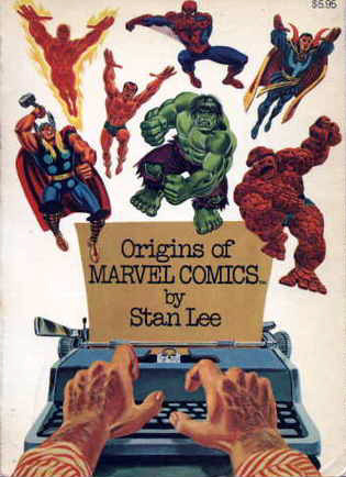 Stan lee first comic book ever