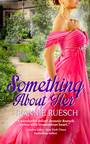 Something about Her(The Willoughby Family 1)