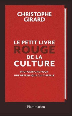 Le petit livre rouge de la culture