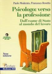 Psicologo: verso la professione