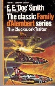 The Clockwork Traitor (Family d'Alembert, #3)