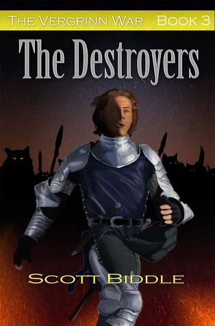 The Vergrinn War Book Three: The Destroyers