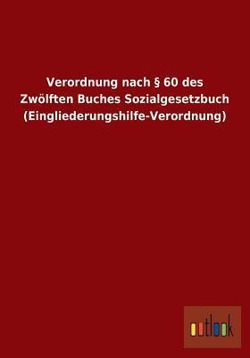 Verordnung Nach 60 Des Zwolften Buches Sozialgesetzbuch