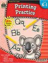 Ready-Set-Learn: Printing Practice Grd K-1 (Ready Set Learn)