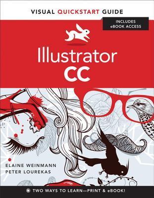 Wein Cc illustrator cc visual quickstart guide by elaine weinmann