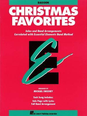 Essential Elements Christmas Favorites: Bassoon