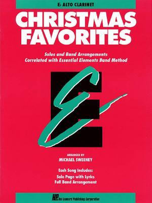 Essential Elements Christmas Favorites: Eb Alto Clarinet