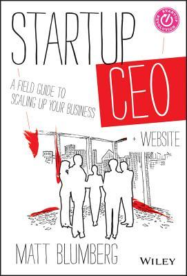 Startup CEO by Matt Blumberg