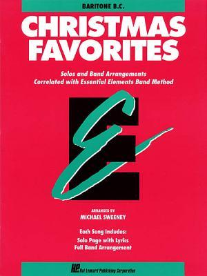 Essential Elements Christmas Favorites: Baritone B.C.