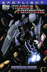 The Transformers Spotlight by Nick Roche