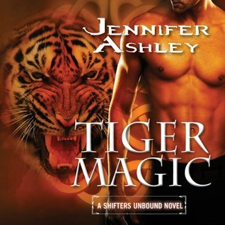 Audiobook Review: Tiger Magic by Jennifer Ashley (@Mollykatie112, @JennAllyson, @CrisDukehart)