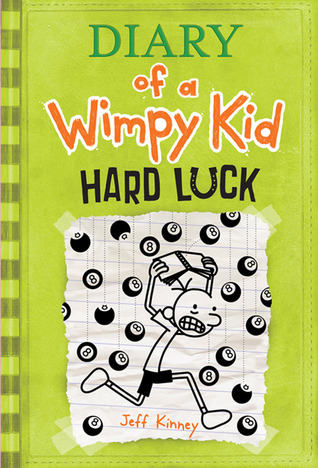 Hard luck diary of a wimpy kid 8 by jeff kinney 17733898 solutioingenieria Choice Image