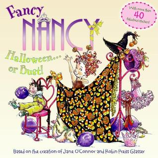 Fancy Nancy Halloween... or Bust!