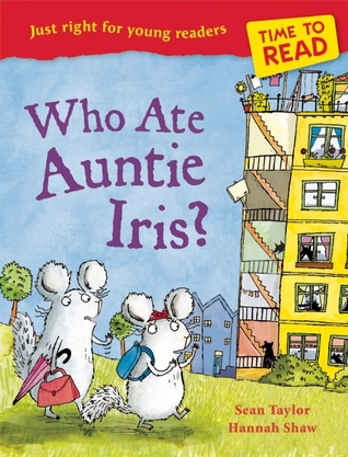 Who Ate Auntie Iris?