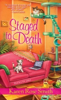 Staged to Death by Karen Rose Smith
