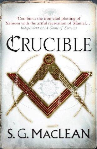 Crucible (Alexander Seaton, #3)
