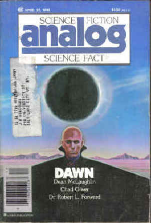 Analog Science Fiction and Fact, April 1981