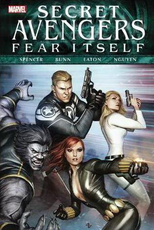 Ebook Fear Itself: Secret Avengers by Nick Spencer DOC!